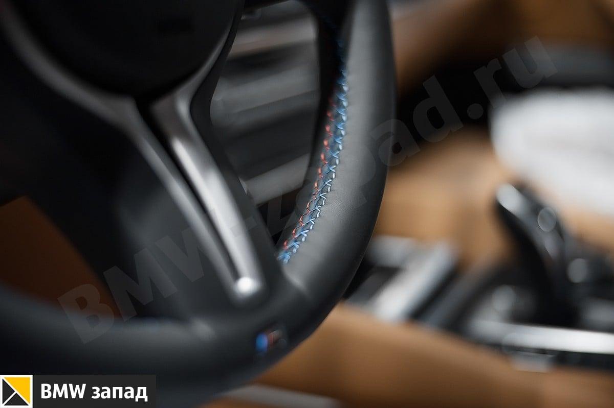 М руль на BMW