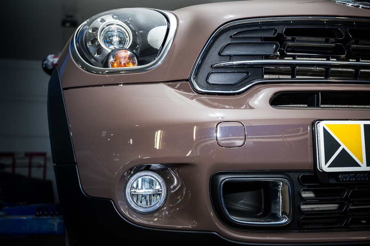 фара Mini Cooper S Countryman All4