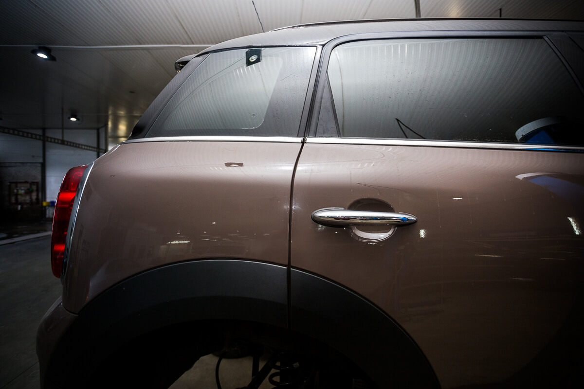 двери Mini Cooper S Countryman All4