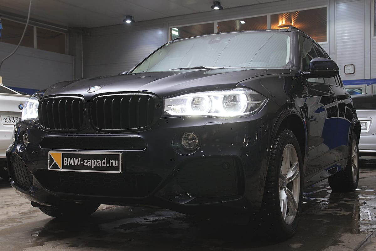 М пакет bmw x5 f15