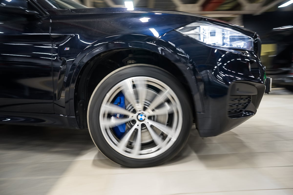 Тормоза M Performance BMW X6 F16